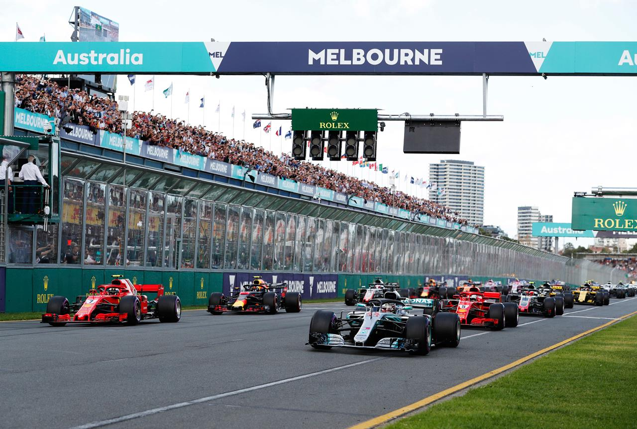 a83500ffb87282 The Australian Grand Prix was the electric start to the brand new 2018  Formula 1 season that we were all hoping for. Rivalries are set to be  continued